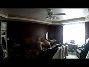 Sex bedroom camera couple husband back hidden camera