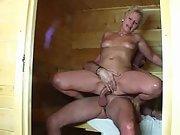 German wife short hubby blowjob hot fuck hot fuck short hair