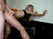 Blonde sofa fucked sexy sexy blonde