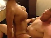 Back hotel couple wife cock time pussy tight hotel room