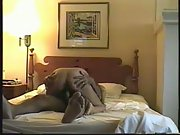 Private bedroom mature couple home camera sex making love
