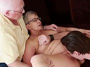 Mature couple first time swinging wife young stud first time