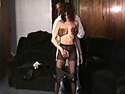 Black cock wife interracial sex stud stranger video cuckold